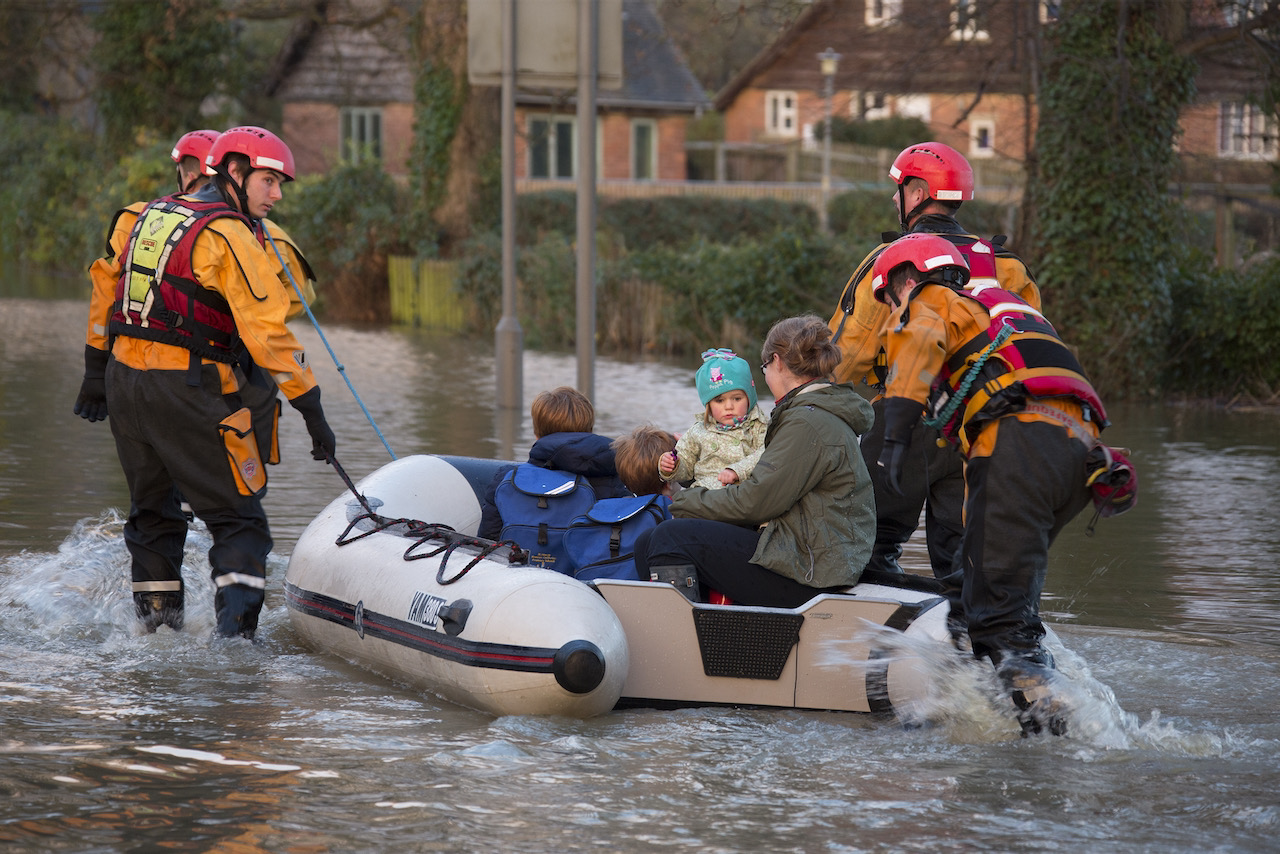 Protect Your Family With Home Flood Insurance